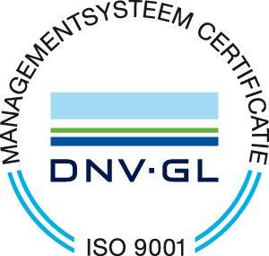 ISO 9001 certificaat PerspektieV